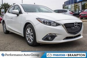 2015 Mazda MAZDA3 SPORT GS|ROOF|BACKUP CAM|BLUETOOTH|ALLOYS|BUCK
