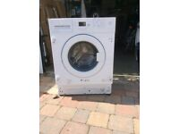 Washing machine (integrated)