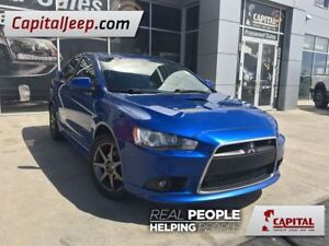 2012 Mitsubishi Lancer Ralliart| (TC-SST)| Cloth| AWC| Bluetooth
