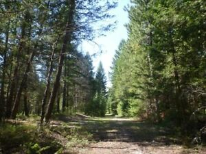 9 Acres- 5 Min. From Cranbrook