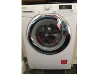 Hoover Washing Machine 9kg 1600 spin A+++ energy Silent Pulse