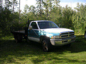1995 Dodge Power Ram 3500 Pickup Truck