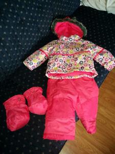 Alpinetek Thinsulate Snow Suit