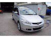 2007 Mazda 5 2.0 Sport***12 MONTHS MOT + READY TO DRIVE AWAY***