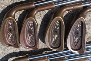 Ping Eye 2 BECU Beryllium Copper Iron Set 2-W Right Hand