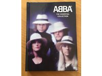 ABBA The Essential Collection containing 2 music CDs & 1 DVD