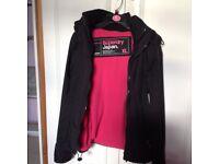 Women's Superdry Waterproof Jacket