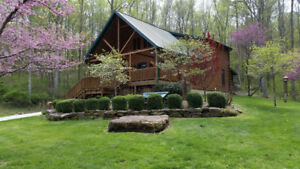 Wise Old Owl Cabin French Lick 2K & 2Q mid-week avail–book early