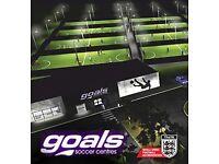 5 A Side Football Players WANTED Urgently - Sundays at Goals, Brislington.