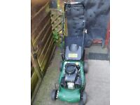 Joblot bundle of 5 petrol mowers for spares or repairs £90 if gone by sunday