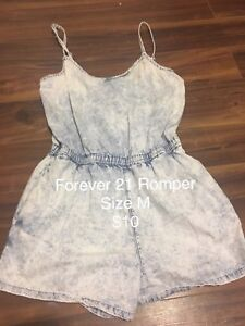 Clothes, size small, make an offer
