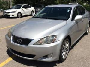 2006 Lexus IS 250 AWD Premium