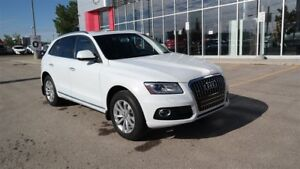 2015 Audi Q5 2.0T Technik, Turbo, Quatrro All Wheel Drive