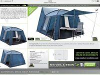 Outdoor Revolution Momentum Cayman XL Lightweight driveaway awning