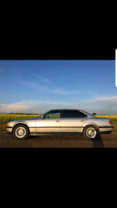 1998 bmw 7 **SAFTIED!**