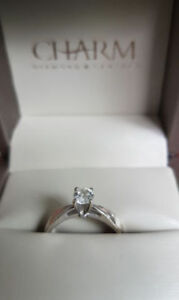 .50 Solitaire Engagement Ring