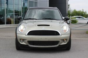 2008 MINI Cooper Clubman S*AC*BLUETOOTH*CRUISE*CUIR*TOIT*SIEGES