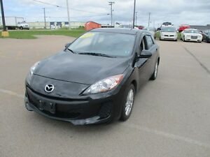 2013 Mazda Mazda3 SPORT GX