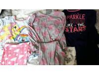 Girls Pj bundle (2 photos)