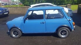 Mini for sale, not cooper