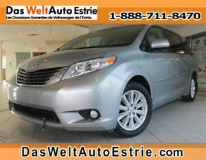 2014 Toyota Sienna XLE AWD, 7 Passagers, DVD, Tres Rare!