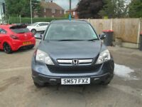 HONDA CRV SE ICTDI 5DOOR HATCH 4X4