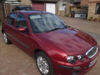Rover 25 5dr automatic