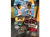Kids pirate party games