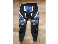 RST Pro series Leather Trousers Size 36