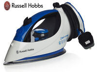 Russell Hobbs 18616 Easy Store Wrap and Clip Iron Brand new