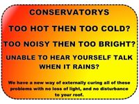 Brilliant Cure For Your Conservatory