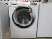 Hoover WD9616C 9+6kg 1600 Spin White LCD Sensor Dry Washer/Dryer