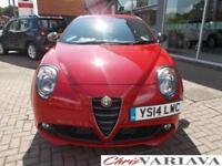 2014 Alfa Romeo Mito 1.4 TB MultiAir 170 Quadrifoglio Verde 3dr TCT ** NOT A VEL
