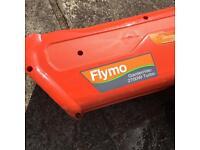 Flymo Gardenvac 2700w Turbo
