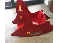 Moover Wooden Rocking Horse