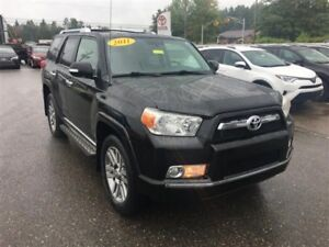 2011 Toyota 4Runner SR5 4WD 7-seater with leather  ONLY $252 BIW