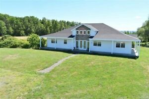 Custom built home sits on 8.5 acres 2360 North Ave Canning