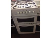 WHITE NEWWORLD 50CM GAS COOKER BIRMINGHAM