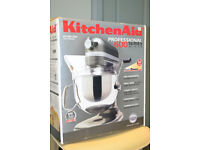 Kitchenaid KP26M1XPM Professional 600 Series 6-Quart Stand Mixer Never used