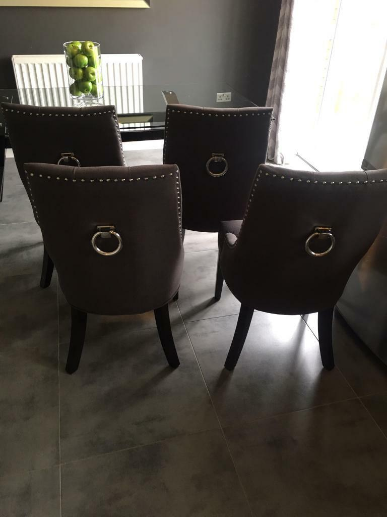 Dining Chairs With Knocker Back