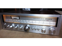 Sanyo JCX2150 am/fm receiver 1978