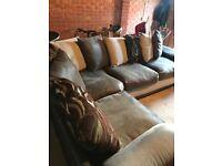 Large Corner sofa for Sale.