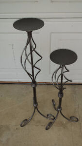 Partylite Candle stands