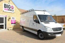 2012 MERCEDES SPRINTER 316 CDI XLWB HIGH ROOF VAN LWB DIESEL