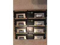 16GB (4x4gb) Kingston DDR2 Ram