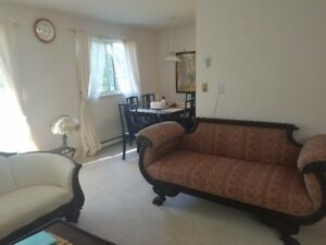 Nice Furnished Two Bedroom Apt. - August 1st