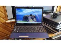 packard bell easynote new90 windows 7 500g hard drive 6g memory processor intel core i3 2.27 ghz