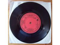 SUMMER NIGHTS: John Travolta, Olivia Newton-John & Cast, 7 inch single, 45/record/vinyl.