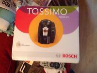 Tassimo Fidelia coffee pod machine £30 Brand new
