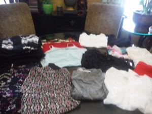 Designer clothing bundle , all large / all for 40.00